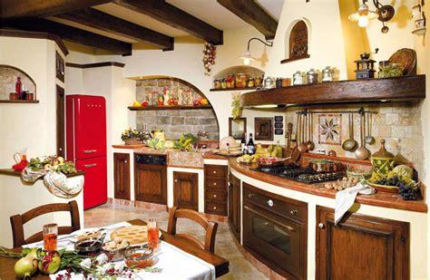 come arredare una casa rustica 30 cucine in muratura rustiche dal design classico