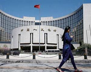 China's Central Bank approved preliminary plans to ...