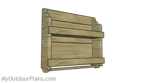 Woodworking Plans Spice Rack by Wooden Spice Rack Plans Myoutdoorplans Free