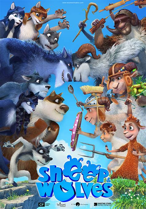 sheep wolves  showing book  vox cinemas uae