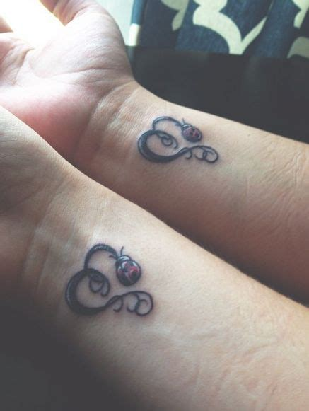 pin  ashley  tattoos mother daughter tattoos lady