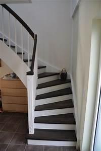 Fußboden Streichen Holz : 78 ideen zu lackierte holztreppe auf pinterest treppe newel beitr ge und renovierungen ~ Sanjose-hotels-ca.com Haus und Dekorationen