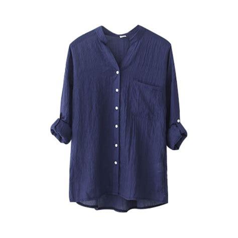 s sheer blouses s sleeve cotton linen sheer t shirt