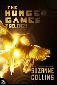 Hunger Games Trilogy Fan-made book Cover by TributeDesign ...