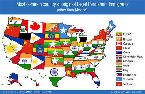 Surprising Truth About Where US Immigrants Are Coming From ...