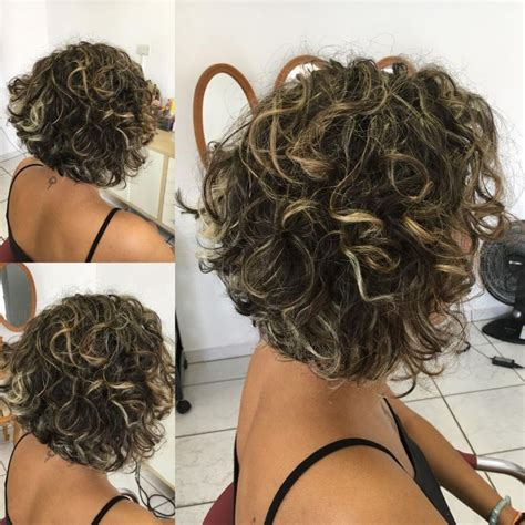 Curl Hairstyle For by 65 Different Versions Of Curly Bob Hairstyle In 2019