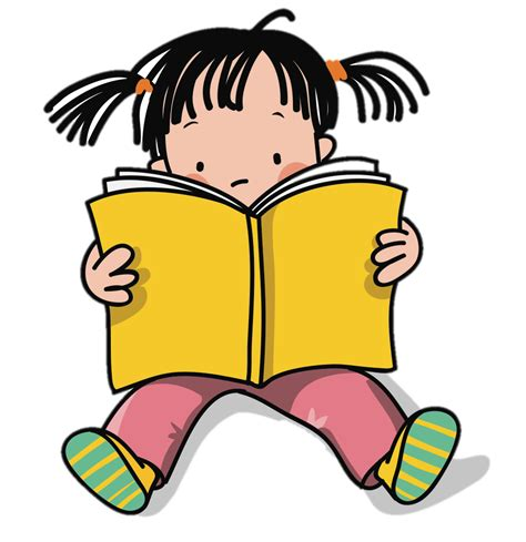 foto de Enfants qui lisent clipart Clipart Station