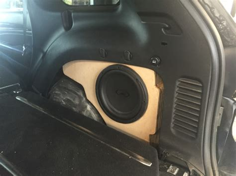 jeep grand cherokee subwoofer box    usa