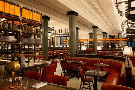 Holborn Dining Room At Rosewood London  The Bon Vivant