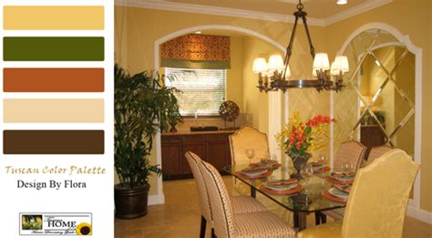 Tuscan Decor Wall Colors by Tuscan Wall Treatments Part 1 Tuscan Wall Color