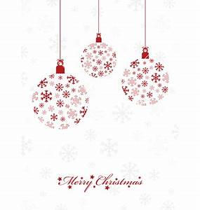 18 Christmas Decorations Vector Free Vector