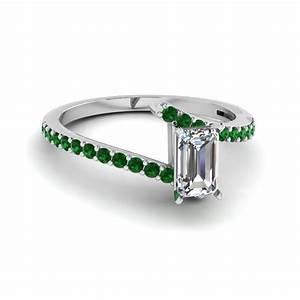 top 20 emerald cut diamond rings style fascinating diamonds With emerald cut diamond wedding rings