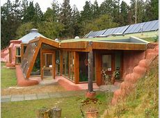 Earthship Green Homes Make