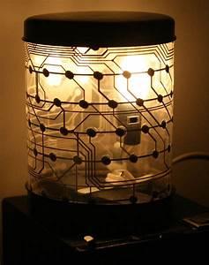 Fabriquer Une Lampe De Chevet : diy fabriquer une lampe de chevet bien geek avec un ~ Zukunftsfamilie.com Idées de Décoration