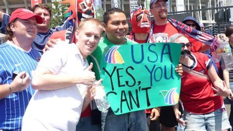 Mexico Vs Usa The Story Of One Man's Trip To Estadio