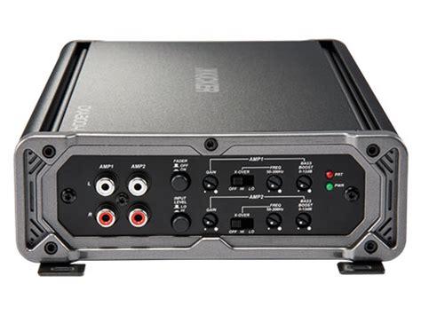 Amplifier Kicker
