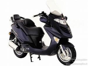 Kymco Grand Dink 125    Preh U013ead Motocyklov