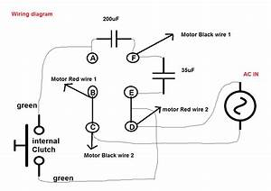 Transformer Capacitor Wiring Diagram