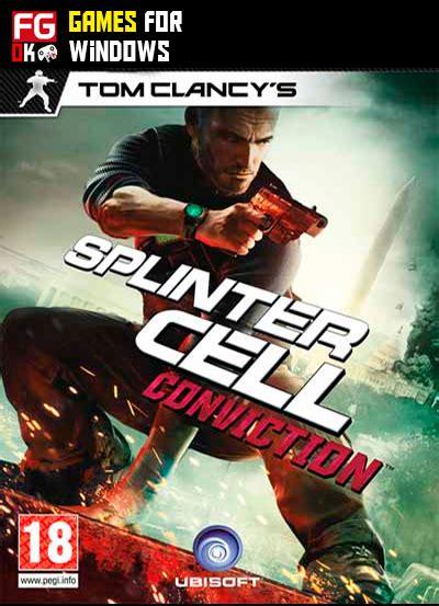 Juegos xbox 360 descarga directa : DESCARGAR Splinter Cell 5: Conviction PC Full Español MEGA ...