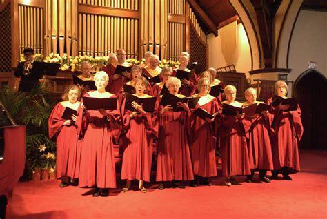 Adult Choir Briarcliff Church