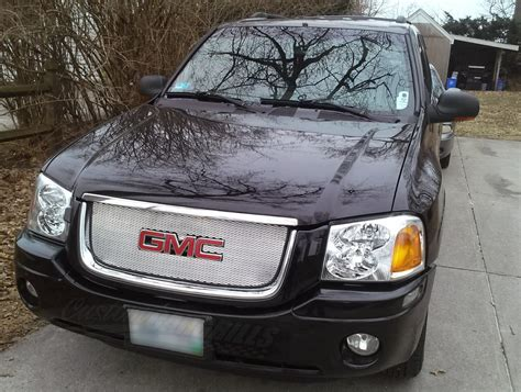 2002-2006 Gmc Envoy Mesh Grill Insert Kit By Customcargrills