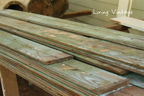 War And Beadboard  Living Vintage