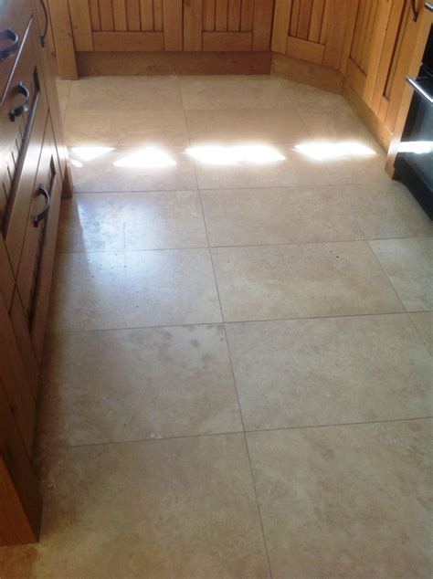 polished travertine floors travertine tiled floor stripped and polished in great wilbraham cambridge tile doctor