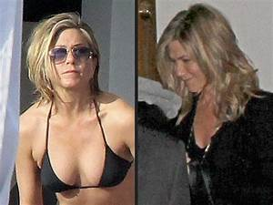 Jennifer Aniston Is Bored Of Her Bob, Adds Hair Extensions ...