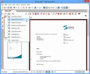 Merge pdf documents pdf annotator for Combine documents pages