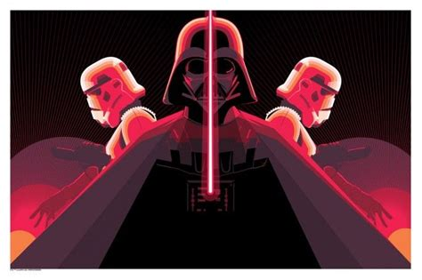 Dark Ink Prints – Star Wars Day Releases | Geek Art – Art ...