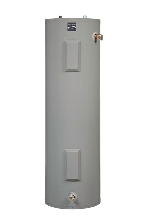 55 gallon gas water heater kenmore electric water heater 55 gal 32656 7364