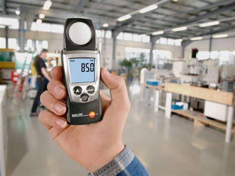 light testo meters for high precision light measurement testo 174 india