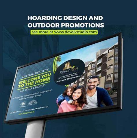 hoarding banner designs service  sector  noida devolv