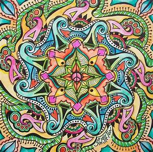 Dreama: just some Hippie Art