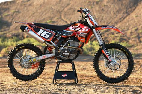 motocross racing bikes dirt bike pictures ktm250 dirt bike magazine 171 dubach
