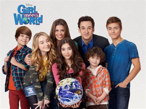 Transgriot Girl Meets World Season Two Starts May 11