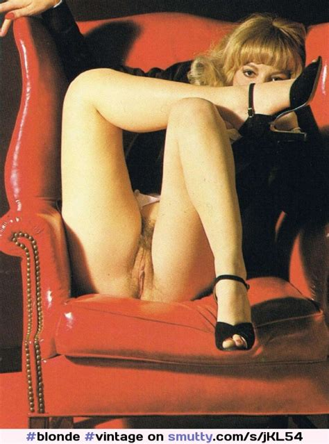 Blonde Vintage Classic Pussylips Pretty Amazing Hot