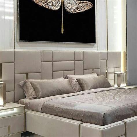 cabeceira de cama de casal e dois criados mudos ofertas vazlon brasil quarto de casal com cabeceira e cama estofada quadro e criado mudo branco bedroom lit