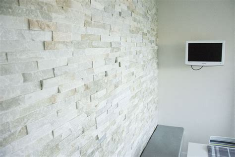 Muro Interno In Pietra Rivestimento Muro Interno In Pietra Di Abitazione Privata