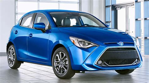 Toyota Yaris Sedan 2020 by 2020 Toyota Yaris Hatchback Preview Consumer Reports
