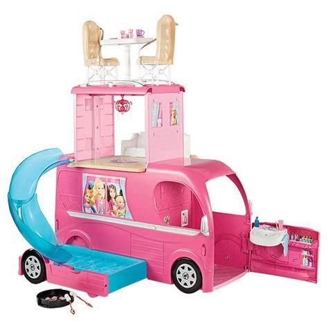 Barbie Pop Up Camper   Target Australia