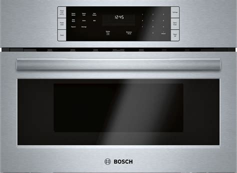 "HMB57152UC   Bosch 500 Series 27"" Built In Flush Mount"