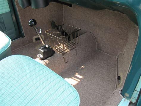 volkswagen beetle trunk in front 1960 vw bug vw bug carpet kits jbugs