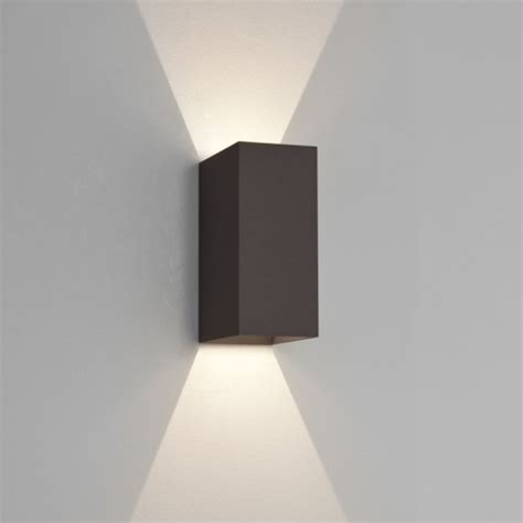 led up down exterior ip65 wall light