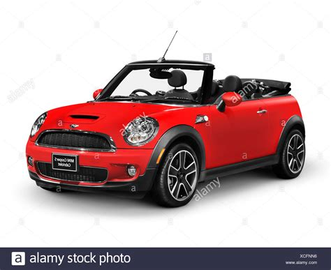 Mini Cooper Convertible Backgrounds by Mini Cooper Car White Background Stock Photos Mini