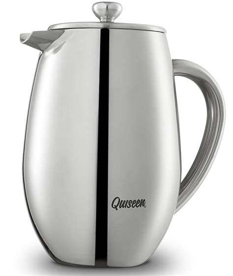 coffee french press maker market models stainless double steel wall kettle