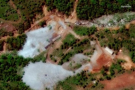 In response to the health concerns of some nuclear test veterans in the 1980s, the mod commissioned an epidemiological study into mortality and cancer incidence among nuclear test participants. North Korea demolishes nuclear test site with series of ...
