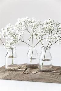 Kleine Weiße Vasen : 1000 ideen zu blumen vase auf pinterest blumengestecke ~ Michelbontemps.com Haus und Dekorationen