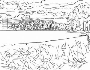 Lake Coloring Pages For Adults. Lake. Best Free Coloring Pages