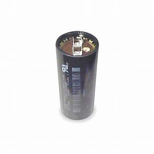 Emerson Motor Start Capacitor Short